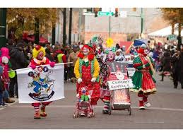 bethesda weekend events thanksgiving parade rockville tree