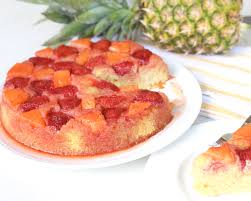 strawberry pineapple upside down cake a southern mothera
