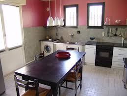 peindre du carrelage cuisine peindre carrelage mur cuisine avec peinture effet béton