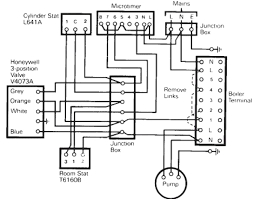 honeywell wiring diagram y plan wiring schematics and wiring