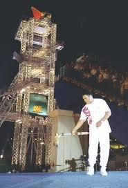When Did Muhammad Ali Light The Olympic Torch 11alive Com Young Atlanta U002796 Olympic Cauldron U0027an Embarrassment U0027