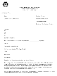 Irs Fax Cover Sheet by 7 29 3 Exempt Organizations Technical Procedures Internal