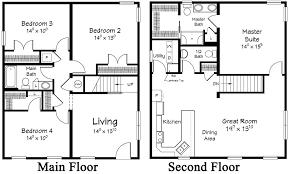 two home floor plans modular house plans sea gull 1 two modular home floor plan