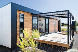 Ecoliv Sustainable Buildings Award Winning Prefabricated Modular - Rural homes designs