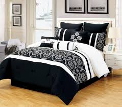 Black Bedding Sets Queen Black And White Chevron Comforter Sets Queen Full King Quilt