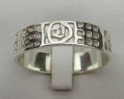 celtic wedding mens silver scottish celtic wedding ring love2have in the uk