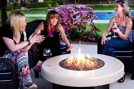 glass rocks for fire pit fire pits are hotter than