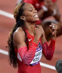 how to style hair for track and field sanya richards ross my fav picture style pinterest sanya