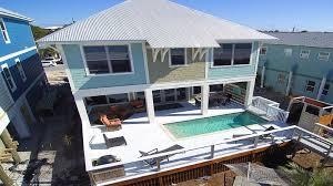 Backyard Burger Panama City Beach Inclosed Boardwalk Home Private Heated Pool Vrbo