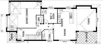 duplex floor plans for narrow lots floor plan with duplex floor narrow lot plans plan modern house