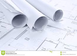 architectural plans architectural drawings background royalty free stock images
