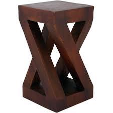 Wood Side Table Modern Wood Side Table Wood Side Table Interesting Wood Side Table