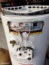 gas water heater pilot light keeps going out your water heater burner goes out here s one reason diy living