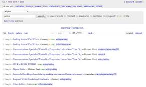 Craigslist Resumes Job Wanted by The Best Job Search Websites U0026 Apps Pcmag Com