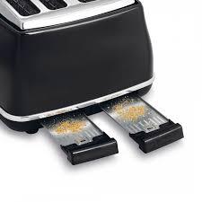 4 Slice Toaster Delonghi Cto 4003 Bk Icona Toaster 4 Slice