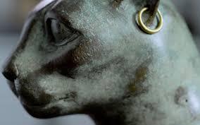 in earrings a cat with earrings christie s