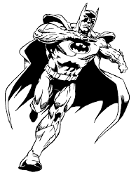 download batman coloring pages free coloring pages for kids