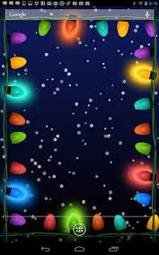 christmas lights hd wallpaper android apps on google play