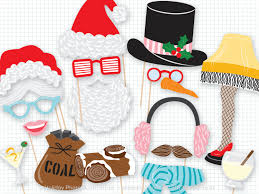 Photo Booth Prop Ideas Christmas Photo Booth Ideas