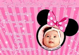 invitation cards for 1st birthday of iidaemilia com