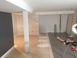 sue and benoit u0027s basement renovation fresh reno
