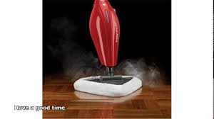 Cleaning Laminate Floors With Steam Mop Steam Mops For Hardwood Floors Youtube