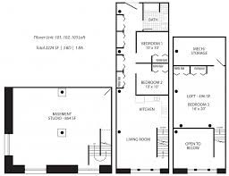 Loft Floor Plans Tilsner Lofts Studio 3 Bedroom Loft Apartments In St Paul Mn