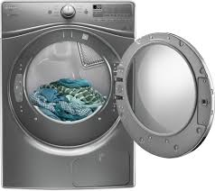 whirlpool wed9290f 27 inch 7 4 cu ft ventless electric dryer