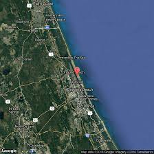 Ormond Beach Florida Map by Snorkeling On Halifax River In Florida Usa Today