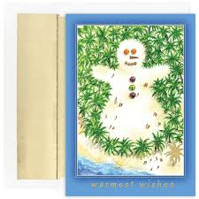 25 best 2014 warm weather tropical beach christmas cards images on