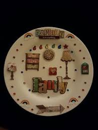 keepsake plates ccb keepsake plate handmade for all occasions this one is for a