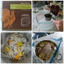 turkey brining bag whole roasted maple brined turkey recipe salzman recipes