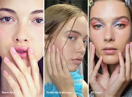spring summer 2017 nail trends nail trends pink nail polish