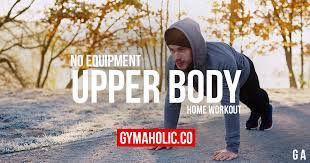 Bedroom Workout No Equipment Upper Body Workout You Can Do At Home Without Equipment