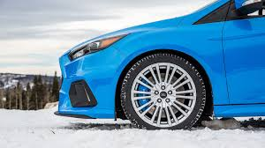 do lexus wheels fit mercedes sno problem ford will hook your focus rs up with winter wheels