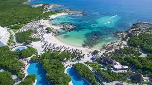 Map Of Riviera Maya Mexico by Grand Sirenis Mayan Beach