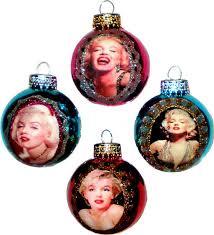 marilyn ornaments decore