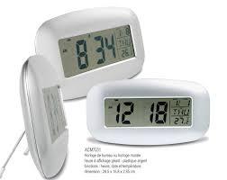 horloge de bureau horloge publicitaire objets publicitaires horlogerie aic creations
