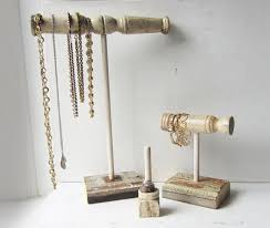 necklace holder stand images Jewelry stands for necklaces learn to diy jpg