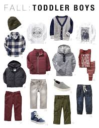 Trendy Infant Boy Clothes Make Getting Your Toddler Dressed Easy This Fall With Mix N Match