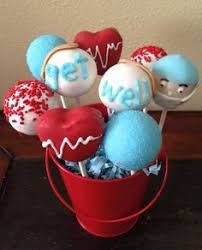 get well soon cake pops welcome home cake pops cake pop gift bouquets cake