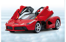 Ferrari 458 Manual - ferrari laferrari 1 14 batt red 40mhz manual door jamara shop
