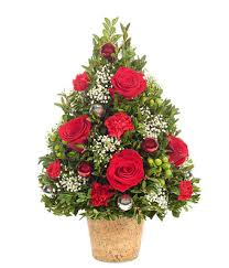 mini christmas tree delivery fromyouflowers com