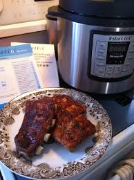 ribs electric pressure cooker multi cooker programmable