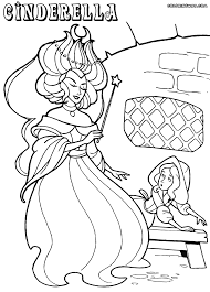 cinderella color pages cinderella coloring pages coloring pages to download and print