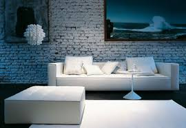canape droit tissu made in design mobilier contemporain luminaire et décoration