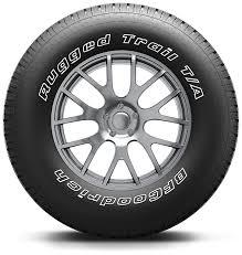 Rugged Terrain Ta Review Amazon Com Bfgoodrich Rugged Trail T A All Terrain Radial Tire