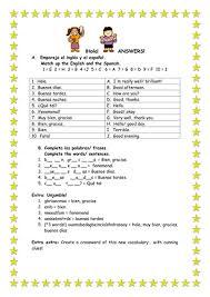 spanish greetings worksheet spanish greetings worksheet hola