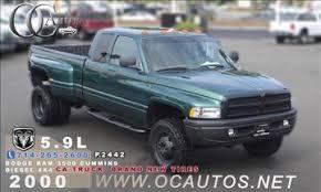 1997 dodge ram 3500 diesel for sale 2000 dodge ram 3500 for sale carsforsale com