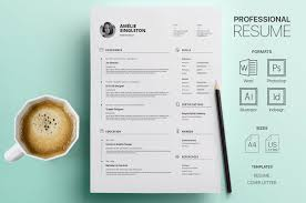 Creative Word Resume Templates 50 Best Resume Templates For Word That Look Like Photoshop Designs